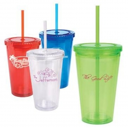 Plastic Party Cup con coperchi