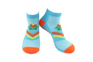 China China Manufacturer Wholesale Custome Trampoline Socks factory