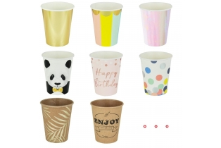China Paper Coffee And Drink Bulk Cups With Lids factory