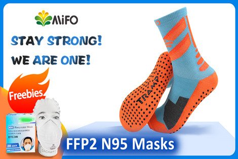 China A good news—we'd like to provide free N95 masks to our customers! market